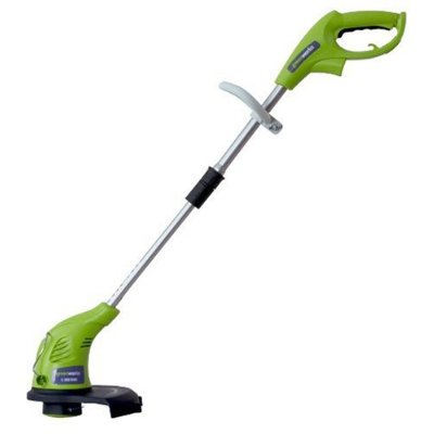 Best electric string trimmer: Greenworks 21212