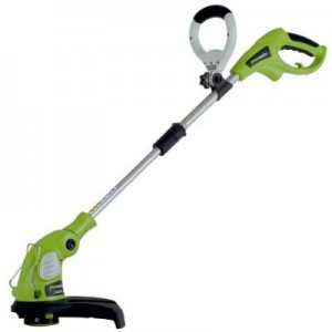 Best electric string trimmer: Greenworks 210152