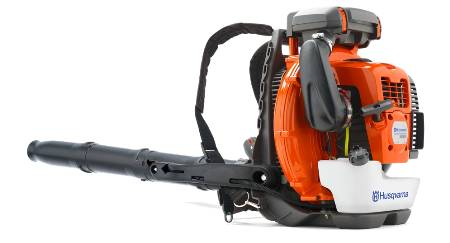 Best leaf blower: Husqvarna backpack blower
