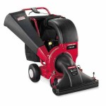 Chipper Shredder vacuum: Troy Bilt CSV 206