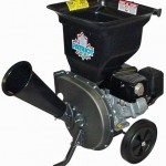 Wood chipper shredder patriot 10hp