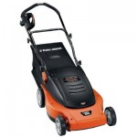 Black decker mm875 electric lawn mower2