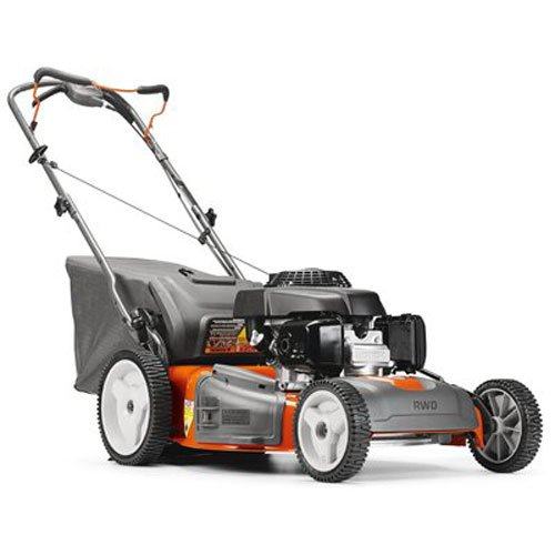 Husqvaran gas powered lawn mower