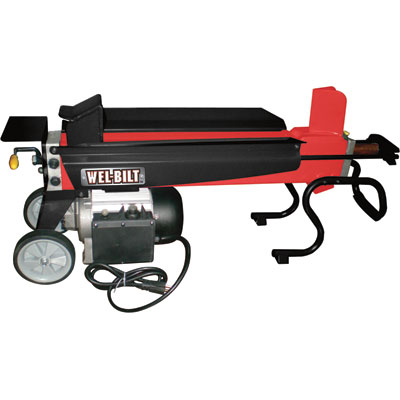 Electric log splitter for sale
