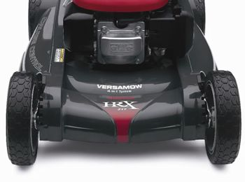 Honda mowers: HRX Nexite mower deck