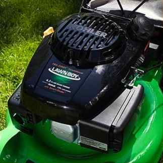 Lawn Boy mowers: Lawn Boy 10606 engine