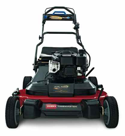 Lawn mower reviews: new Toro lawn mower