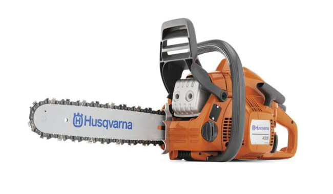 Husqvarna 435 refurbished chainsaw