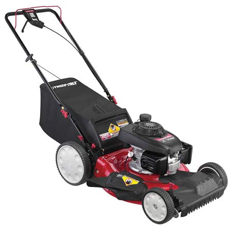 Gas Powered Lawn Mower Comparison 7 Top Lawn Mowers Side