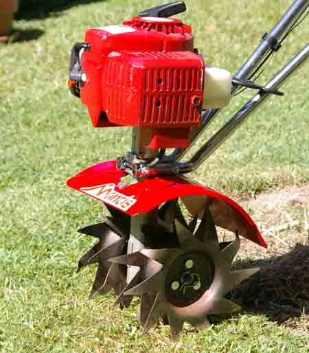 Choosing a Mantis tiller which Mantis garden tiller is right for