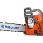 Refurbished chainsaws: Husqvarna and other brands up to 50% off