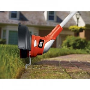 Best cordless string trimmer: swivel head for edging
