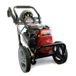 Black Max pressure washer BM80915